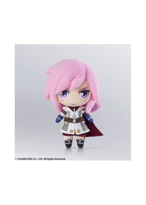 FINAL FANTASY XIII LIGHTNING PLUSH 15 cm