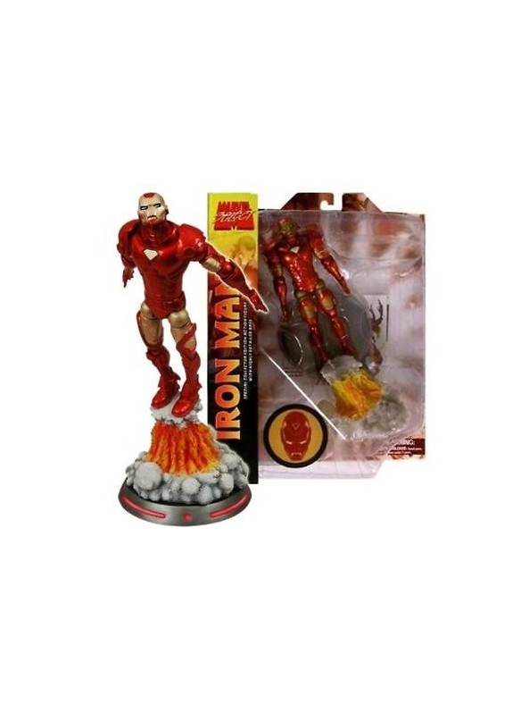 IRON-MAN MARVEL SELECT ACTION FIGURE