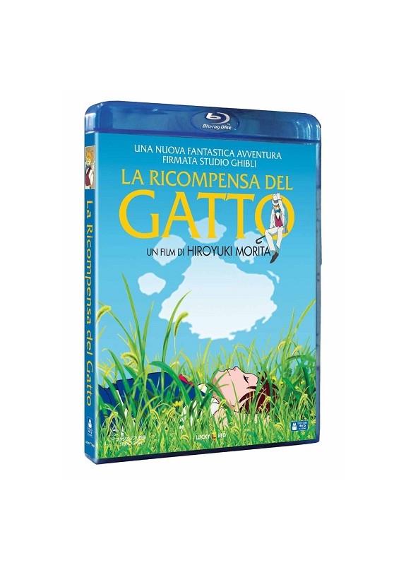 LA RICOMPENSA DEL GATTO  BLU-RAY