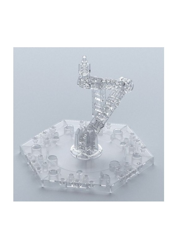 ACTION BASE 5 CLEAR PLASTIC KIT