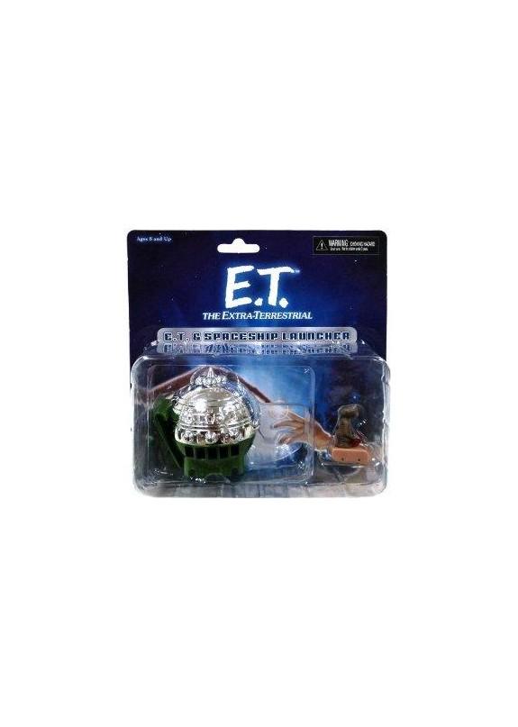 ET & SPACESHIP LAUNCER