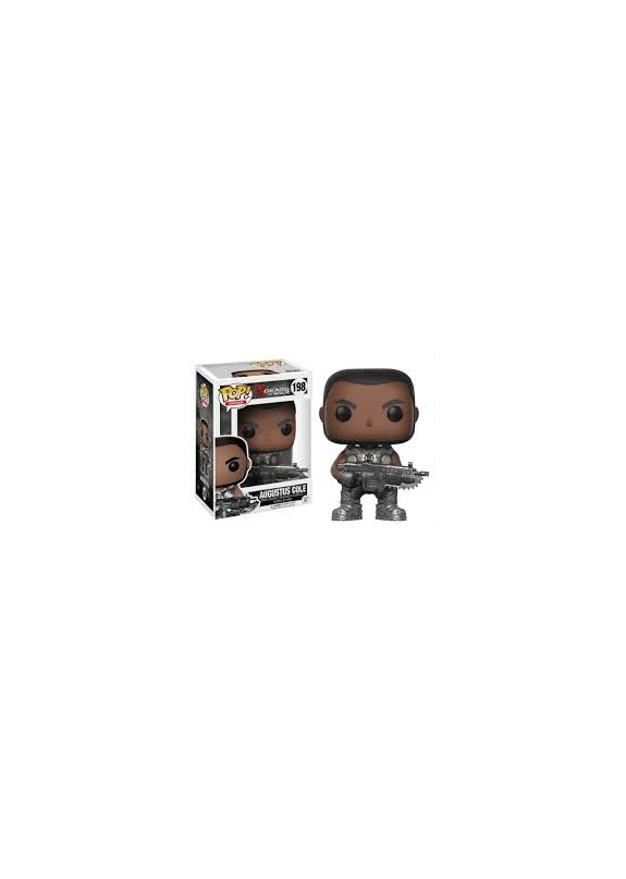 GEARS OF WARS AUGUSTUS COLE  FUNKO POP #180
