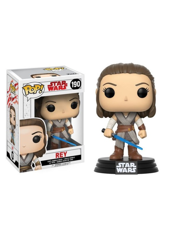 STAR WARS REY FUNKO POP #190