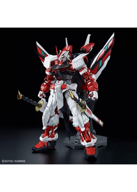 PG GUNDAM ASTRAY RED FRAME KAI LIMITED PLASTIC KIT 1/60