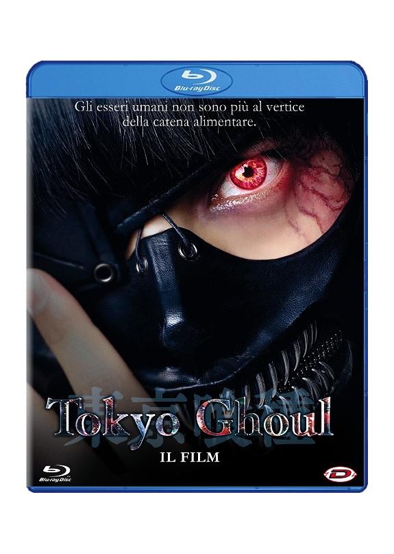 Tokyo Ghoul - Il Film  Blu-Ray