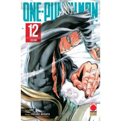 ONE PUNCH MAN N.12