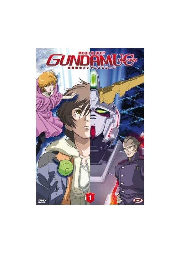MOBILE SUIT GUNDAM UNICORN 01  DVD