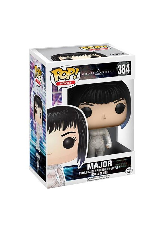 GHOST IN THE SHELL MAJOR FUNKO POP #384