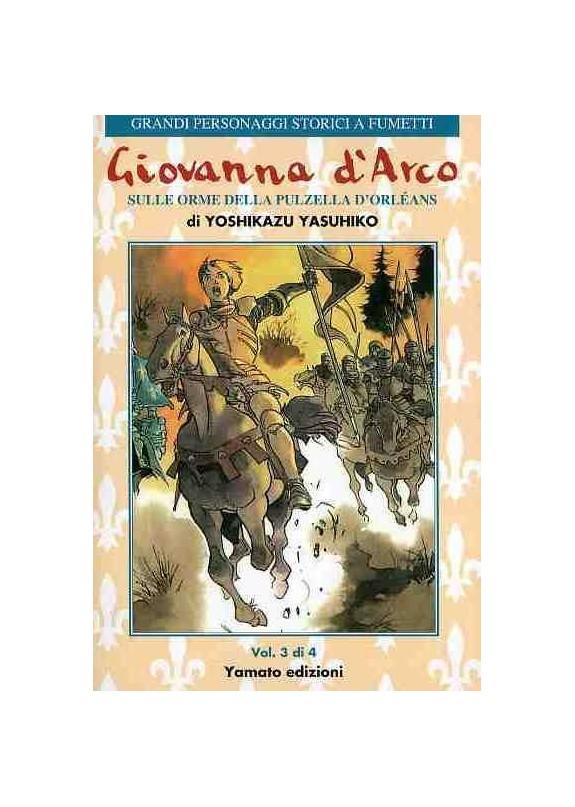 GIOVANNA D'ARCO N.3 ( DI 4 )