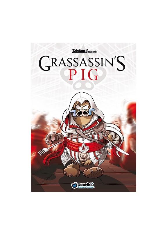 GRASSASSIN'S PIG (VOLUME UNICO)