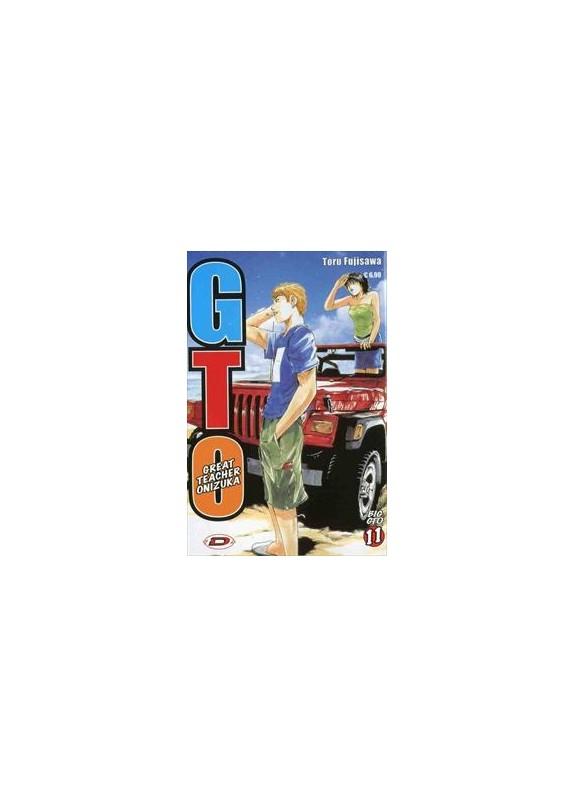 GTO BIG N.11 ( DI 13 )