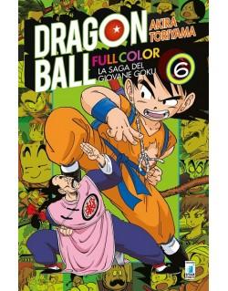 DRAGON BALL FULL COLOR N.6 - LA SAGA DEL GIOVANE GOKU N.6