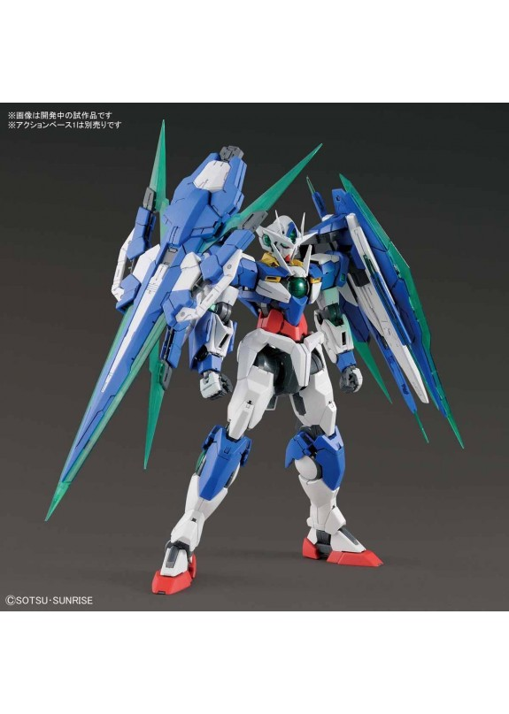 00 QANT FULL SABER MG 1/100 MODEL KIT
