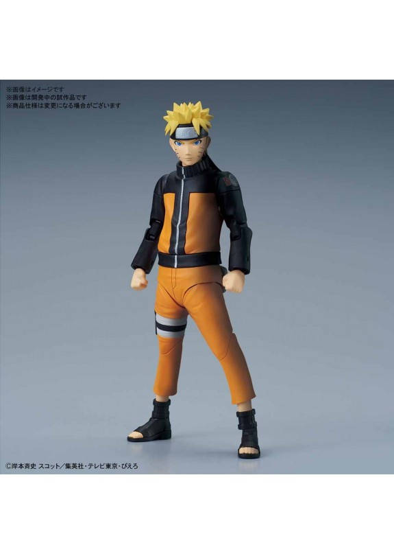 NARUTO UZUMAKI MODEL KIT