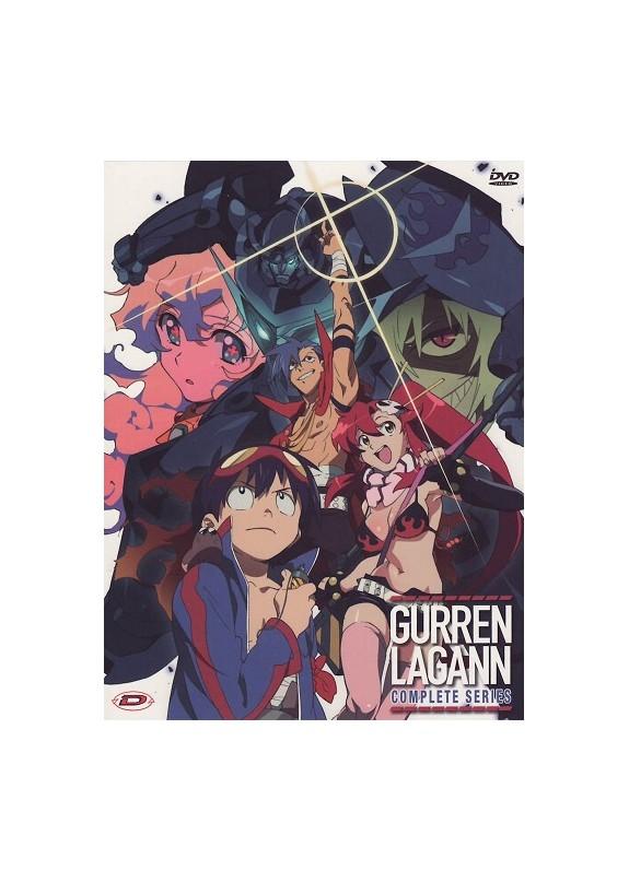 GURREN LAGANN-SFONDAMENTO DEL CIELO  DVD
