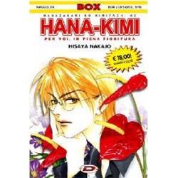 HANA-KIMI BOX 2 VOL.5-9  (DI 5 BOX)