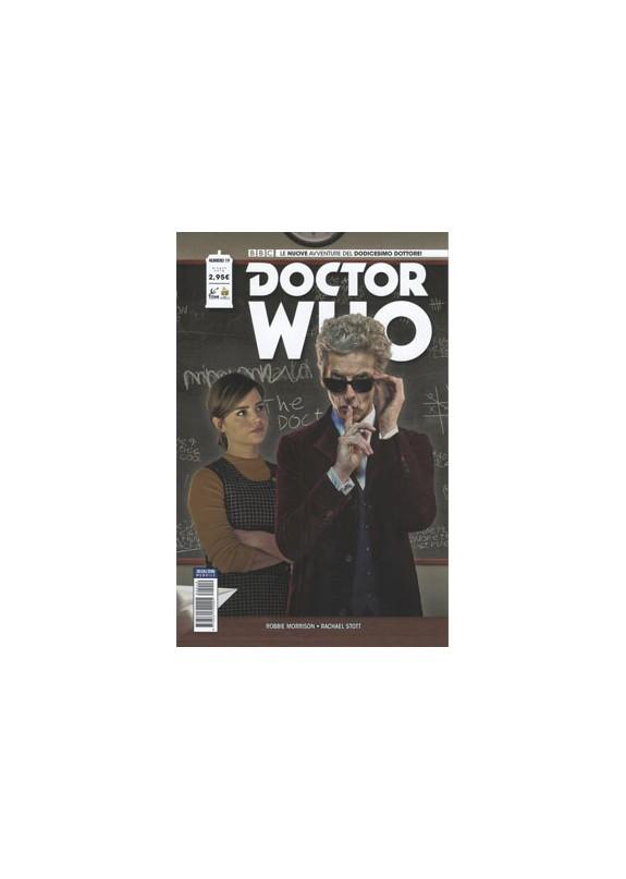 DOCTOR WHO - LE NUOVE AVVENTURE DEL DODICESIMO DOTTORE N.19