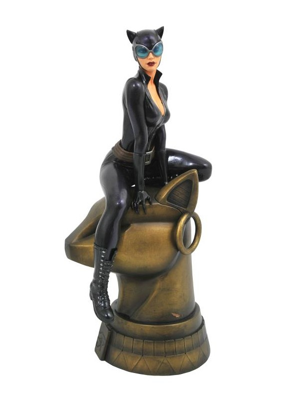 DC GALLERY CATWOMAN FIGURE