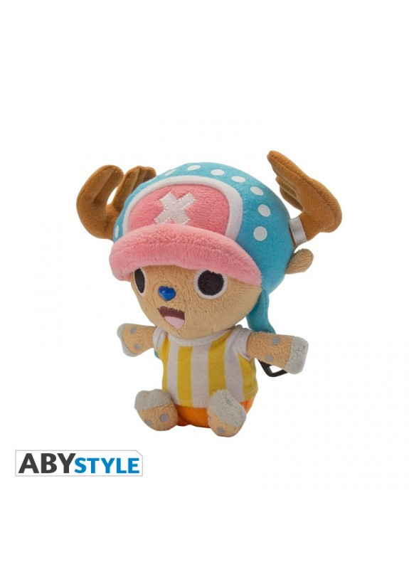 ONE PIECE CHOPPER NEW WORLD PLUSH 15 CM