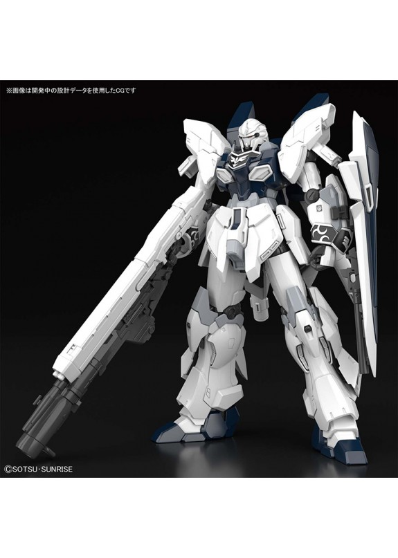HGUC SINANJU STEIN NARRATIVE 1/144 MODEL KIT