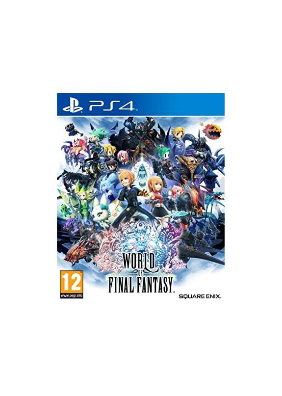 WORLD OF FINAL FANTASY  PS4 usato