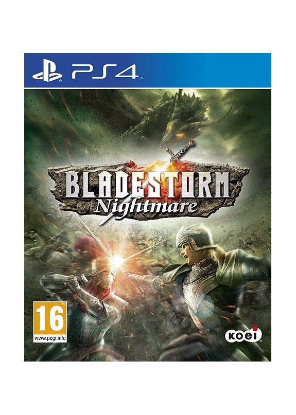 BLADESTORM NIGHTMARE PS4 usato