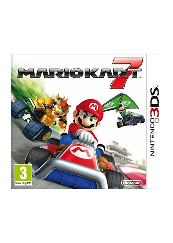 MARIO KART 7  NINTENDO 3DS usato