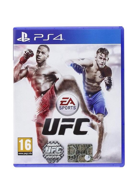 UFC  PS4 usato