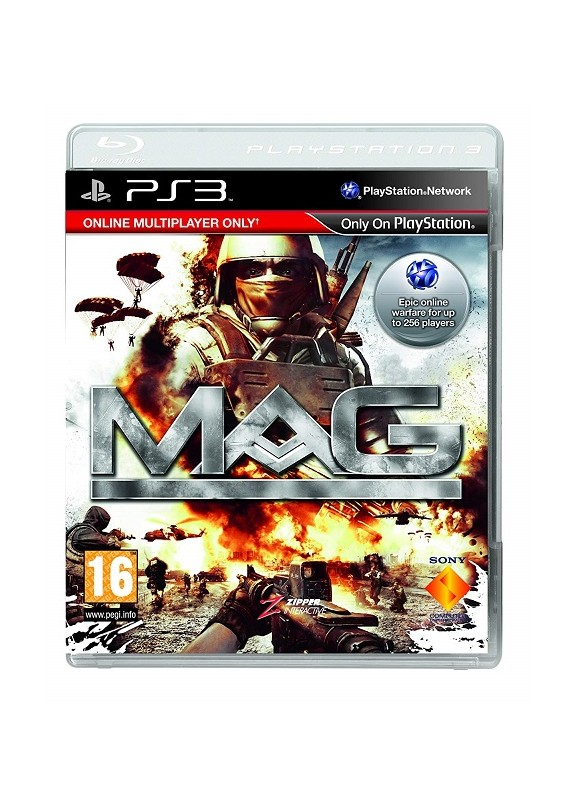 MAG PS3 (SOLO ONLINE)  usato