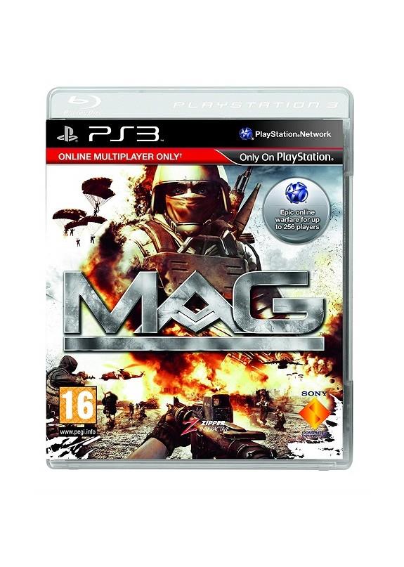 MAG PS3 (SOLO ONLINE)  usato