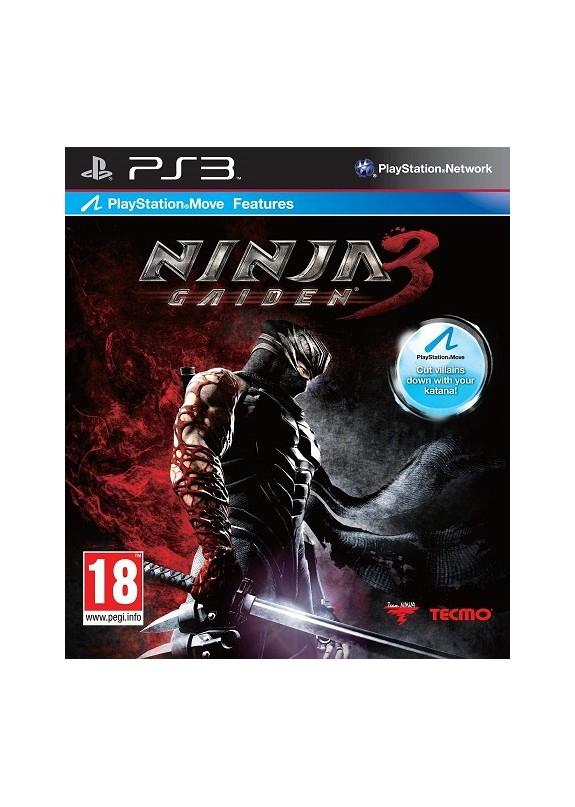 NINJA GAIDEN 3  PS3  usato