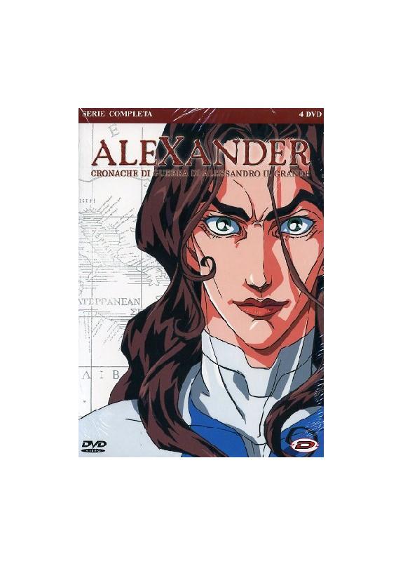 ALEXANDER DVD - CRONACHE DI GUERRA DI ALESSANDRO IL GRANDE