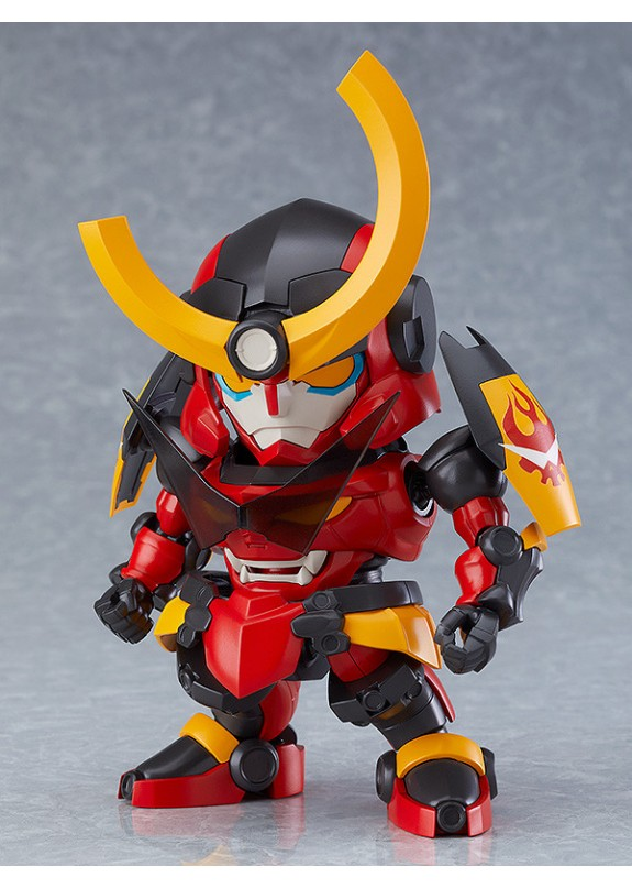 GURREN LAGANN MODEROID MODEL KIT
