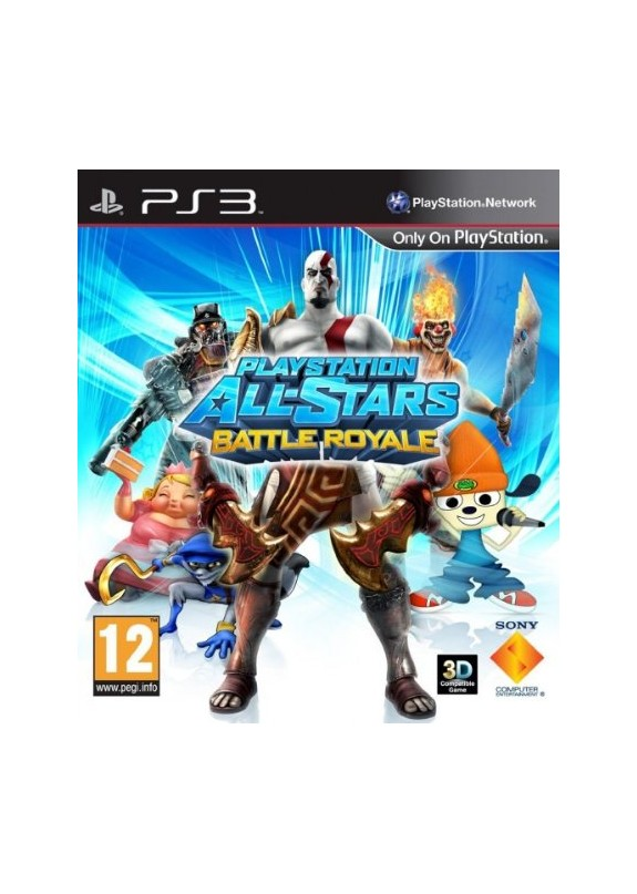 PlayStation All-Stars Battle Royale  PS3  usato