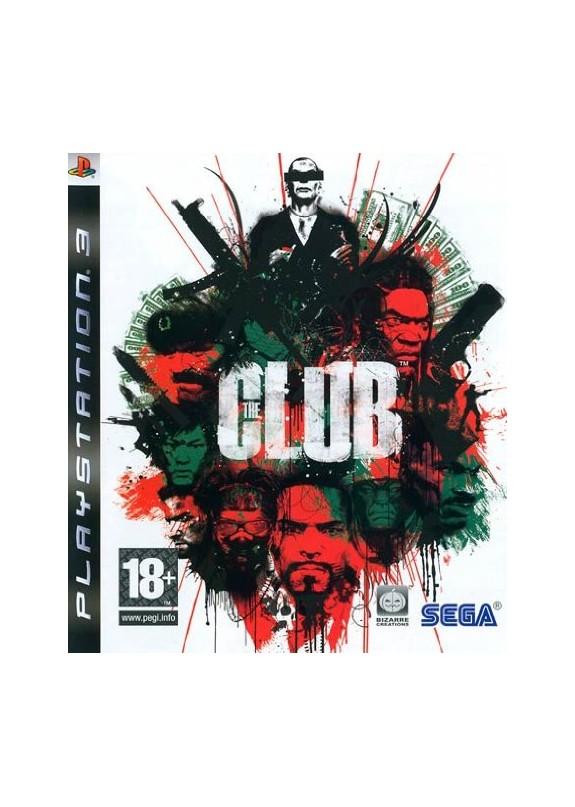 THE CLUB  PS3 usato