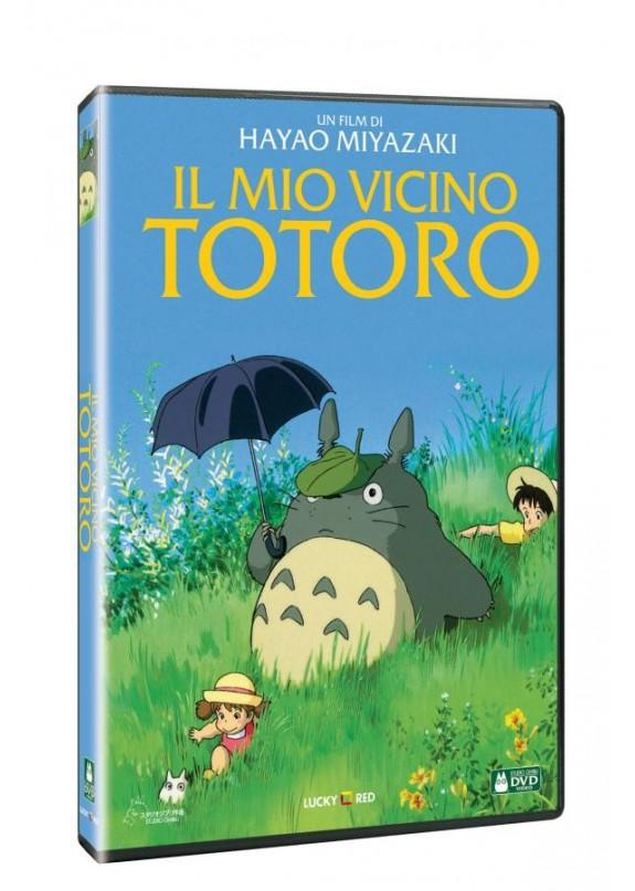 IL MIO VICINO TOTORO DVD