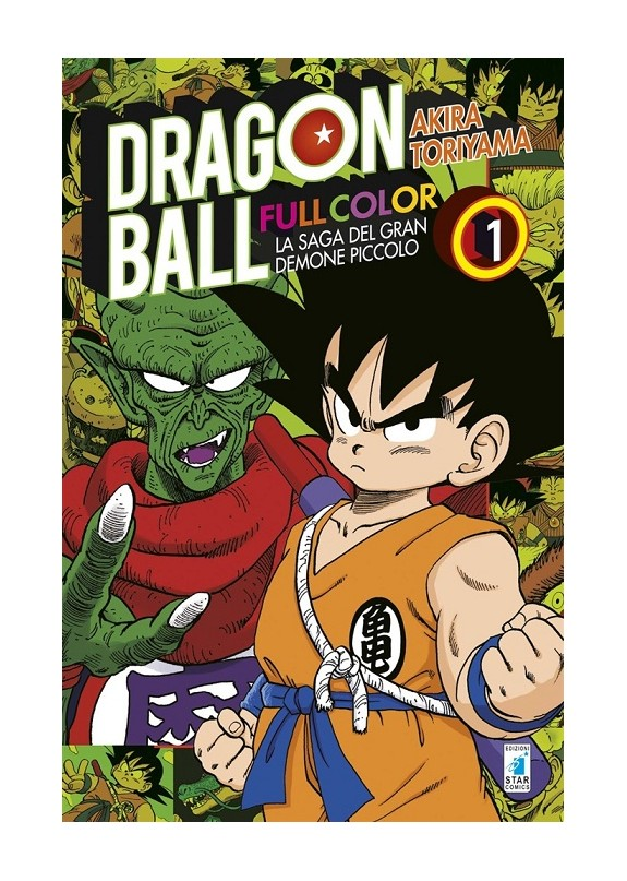 DRAGON BALL FULL COLOR N.9 - LA SAGA DEL GRAN DEMONE PICCOLO N.1