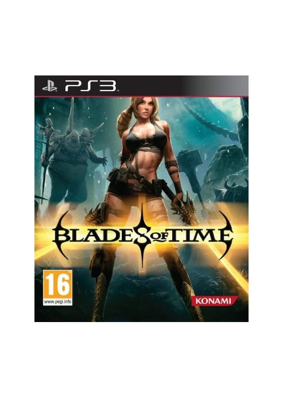 BLADES OF TIME  PS3 usato