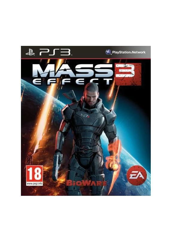 MASS EFFECT 3  PS3 usato