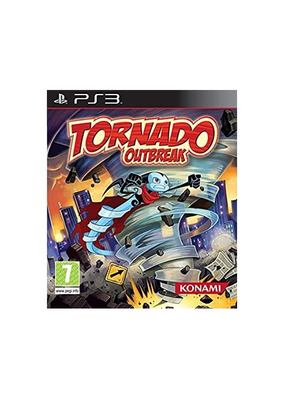TORNADO OUTBREAK  PS3  usato