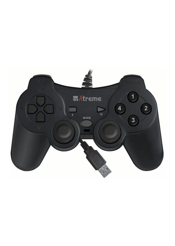 CONTROLLER PC USB FORCE SHOCK XTREME NERO