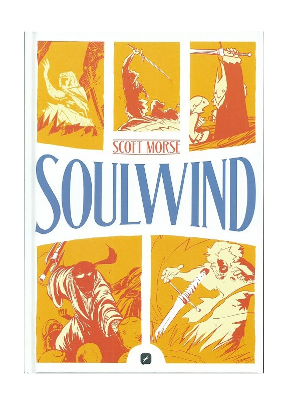 SOULWIND (VOLUME UNICO)