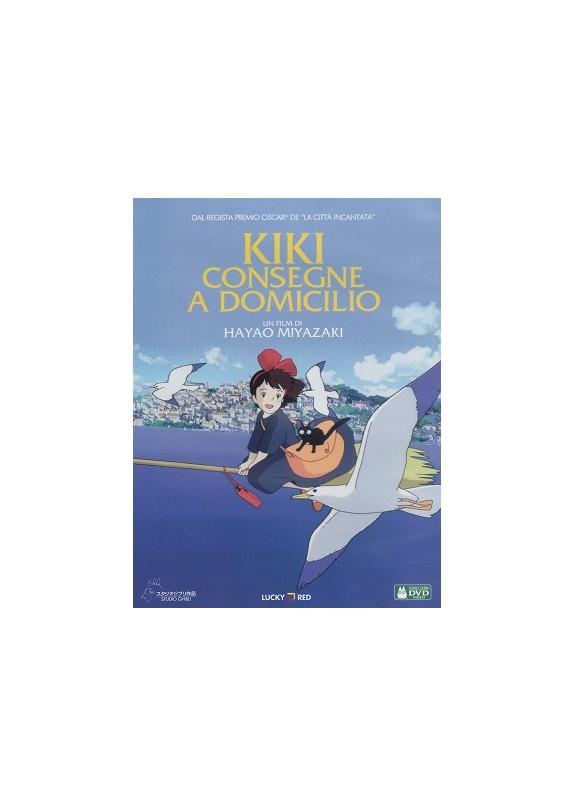 KIKI CONSEGNE A DOMICILIO DVD