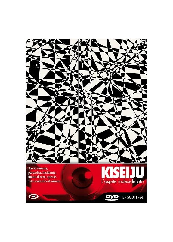KISEIJU - L'OSPITE INDESIDERATO STAGIONE COMPLETA EP.1-24  DVD