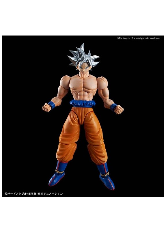 DRAGON BALL SON GOKOU ULTRA INSTINC MODEL KIT