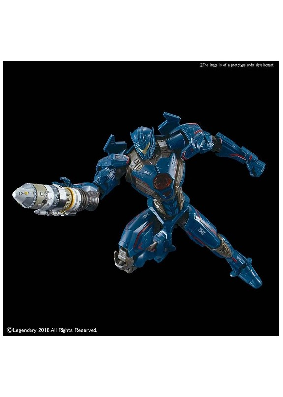 PACIFIC RIM GIPSY AVENGER FINAL BATTLE MODEL KIT