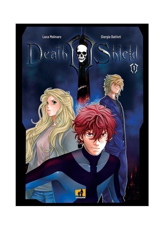 DEATH SHIELD N.1