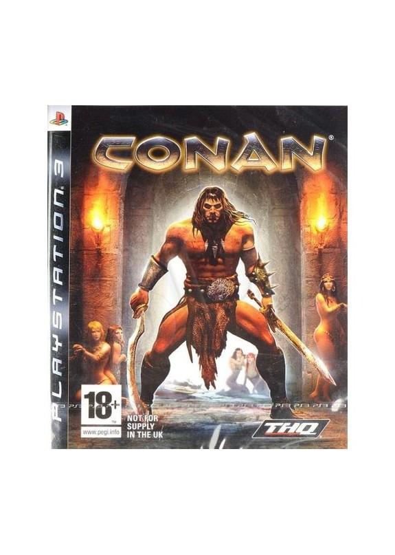 CONAN  PS3  usato
