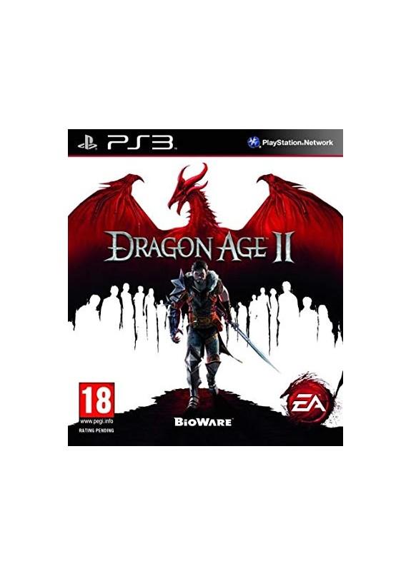 DRAGON AGE 2  PS3  usato