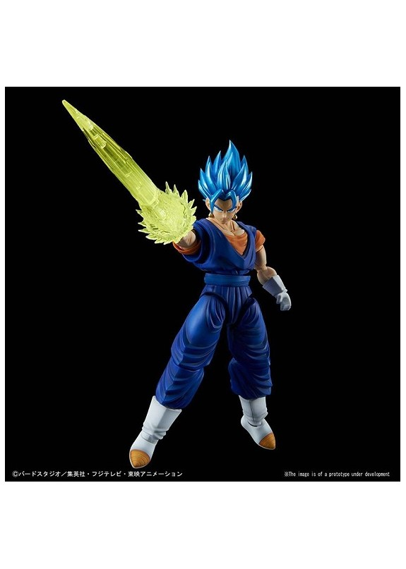 DRAGON BALL SS GOD SUPER SAIYAN VEGETTO   PLASTIC KIT